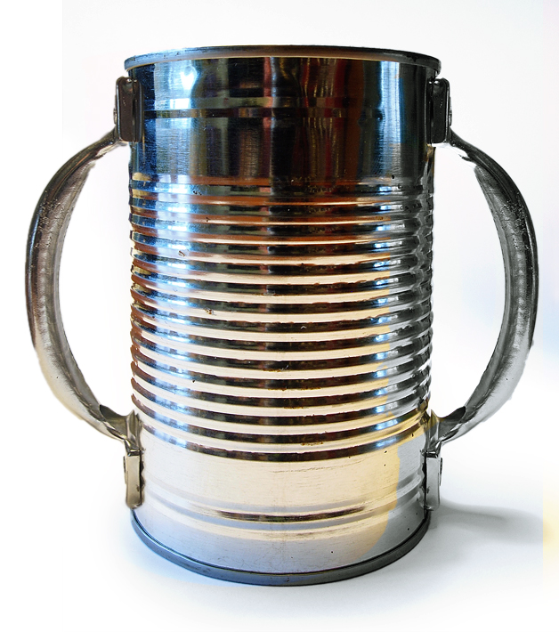 49 Tin Can Tankard Everyday Objects