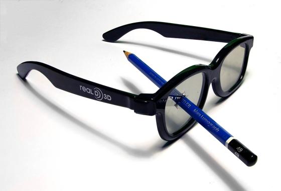 real 3d glasses